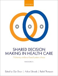 Cover Shared Decision Making in Health Care