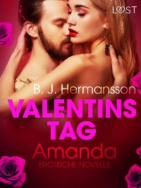 Cover Valentinstag: Amanda: Erotische Novelle