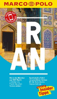 Cover MARCO POLO Reiseführer Iran