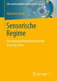 Cover Sensorische Regime