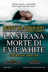 Cover La strana morte di Evie White