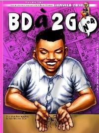 Cover BDà2GO n°4