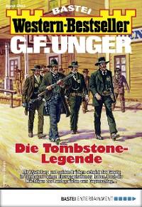 Cover G. F. Unger Western-Bestseller 2443 - Western
