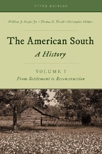 Cover The American South