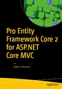 Cover Pro Entity Framework Core 2 for ASP.NET Core MVC