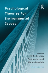 Cover Psychological Theories for Environmental Issues