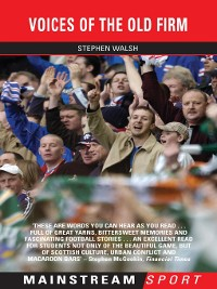 Cover Voices of the Old Firm