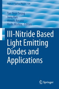 Cover III-Nitride Based Light Emitting Diodes and Applications