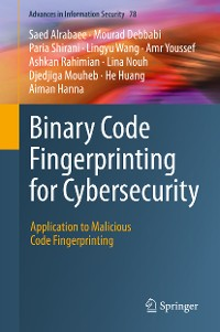 Cover Binary Code Fingerprinting for Cybersecurity