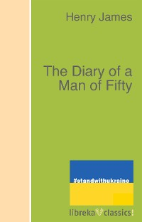 Cover The Diary of a Man of Fifty