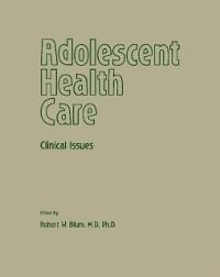 Cover Adolescent Health Care