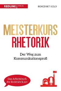 Cover Meisterkurs Rhetorik