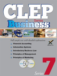 Cover CLEP Business Series 2017