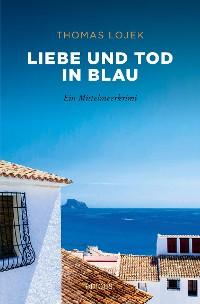 Cover Liebe und Tod in Blau