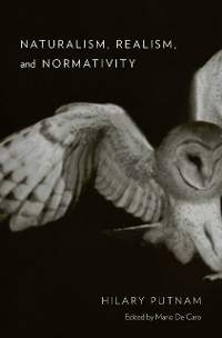 Cover Naturalism, Realism, and Normativity