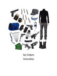 Cover Spy Gadgets