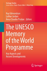 Cover The UNESCO Memory of the World Programme