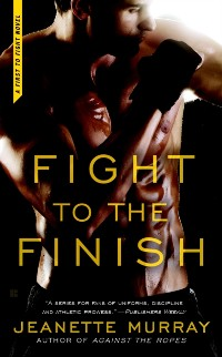Cover Fight to the Finish