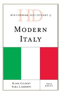 Cover Historical Dictionary of Modern Italy