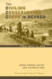 Cover Civilian Conservation Corps in Nevada