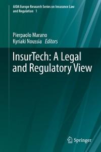 Cover InsurTech: A Legal and Regulatory View