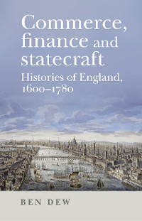 Cover Commerce, finance and statecraft