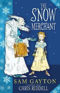Cover The Snow Merchant