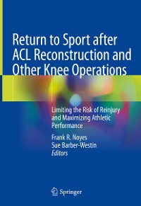 Cover Return to Sport after ACL Reconstruction and Other Knee Operations