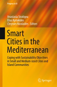 Cover Smart Cities in the Mediterranean