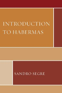 Cover Introduction to Habermas