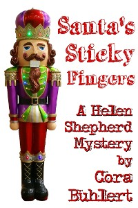 Cover Santa's Sticky Fingers