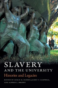 Cover Slavery and the University