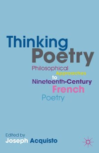 Cover Thinking Poetry