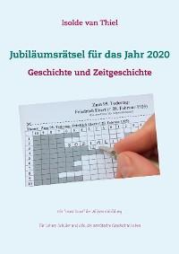 Cover Jubiläumsrätsel für das Jahr 2020