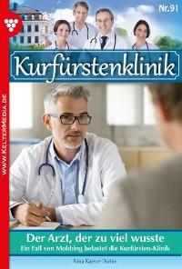 Cover Kurfürstenklinik 91 – Arztroman