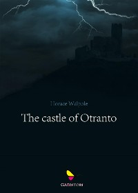 Cover The castle of Otranto