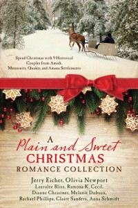 Cover Plain and Sweet Christmas Romance Collection