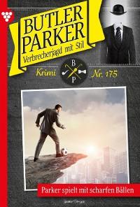 Cover Butler Parker 175 – Kriminalroman