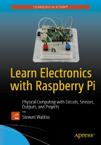 Cover Learn Electronics with Raspberry Pi