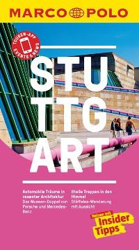 Cover MARCO POLO Reiseführer Stuttgart