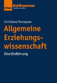 Cover Allgemeine Erziehungswissenschaft