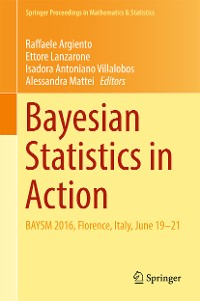 Cover Bayesian Statistics in Action
