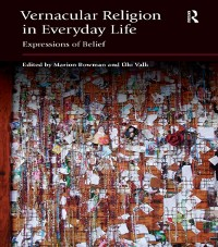 Cover Vernacular Religion in Everyday Life