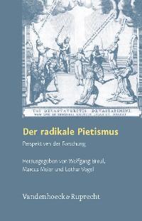 Cover Der radikale Pietismus