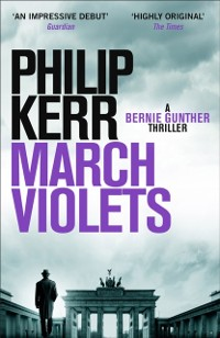 Cover March Violets