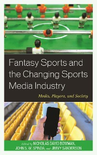 Cover Fantasy Sports and the Changing Sports Media Industry
