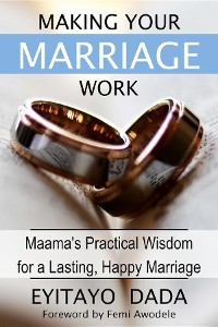 Cover Making Your Marriage Work