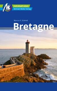 Cover Bretagne Reiseführer Michael Müller Verlag