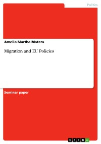 Cover Migration and EU Policies