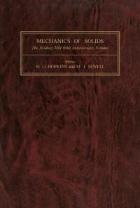 Cover Mechanics of Solids